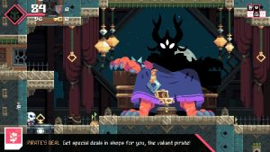 Flinthook 3 300x169 A Swinging Time With Flinthook