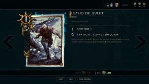 Gwent 2 300x169 5 Ways Gwent Differs from Other CCGs