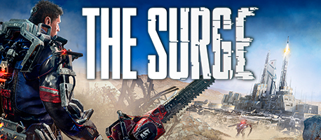 The Surge Steam 458x200 The Surge Review    Bits and Pieces of Greatness