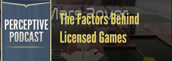 Factors of Licensed Games 2