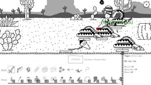 West of Loathing 1 300x169 West of Loathing Review    Stick em Up