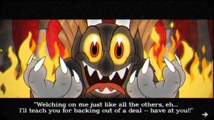 Cuphead 2 300x169 How Video Game Difficulty Defines the Experience