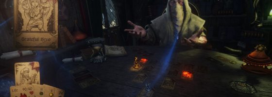 Hand of Fate 2 3 560x200 Hand of Fate 2 Doubles Down on Both the Good and Bad