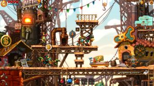 Steamworld Dig 2 4 300x169 Steamworld Dig 2 Continues to Dig up Gold