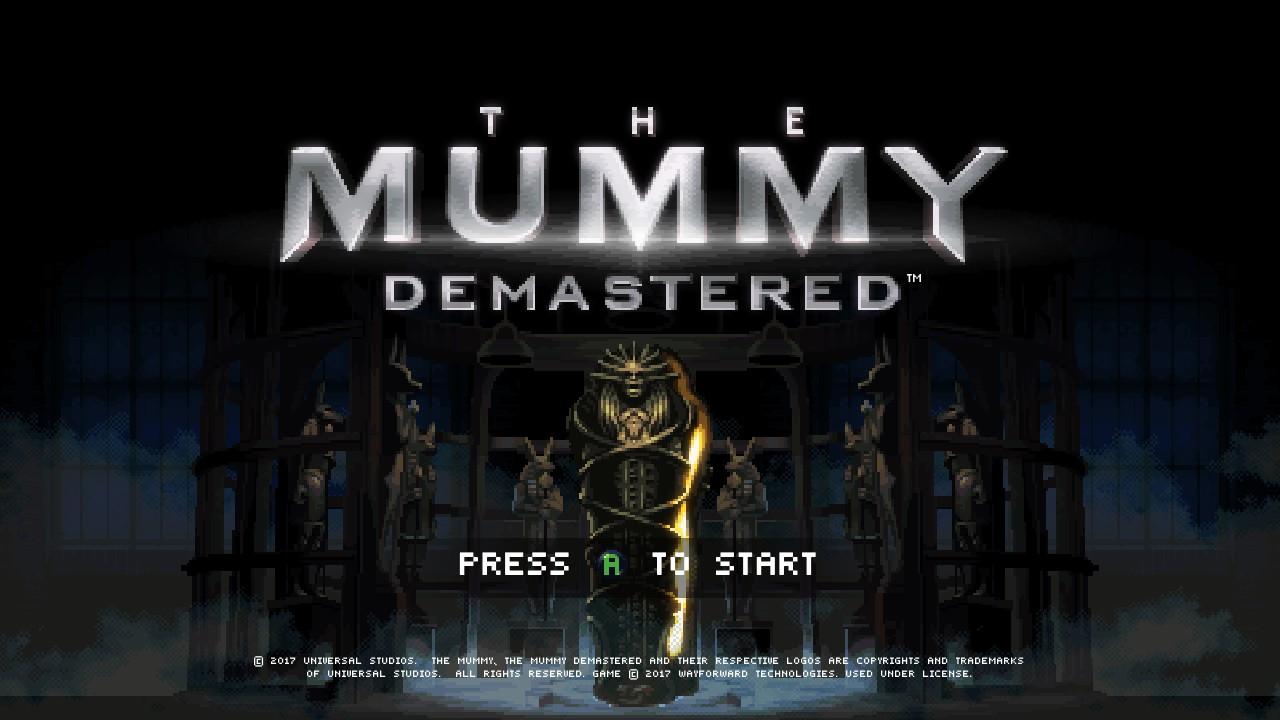 Mummy movie games