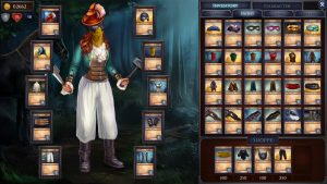 Shadowhand 2 300x169 Shadowhand is an RPG for Solitaire Fans