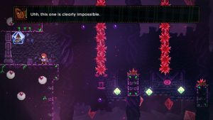 Celeste 3 300x169 Celeste is a Game of Many Ups and Some Downs