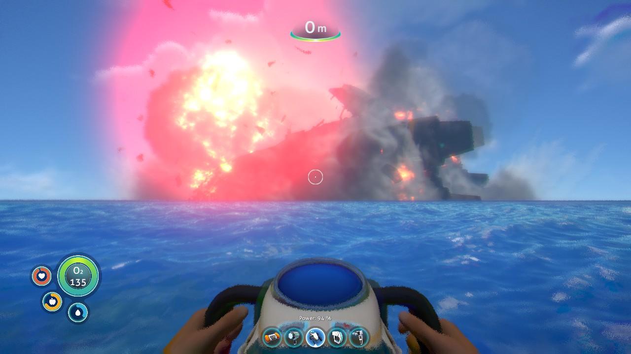subnautica s deep design mostly pays off game wisdom