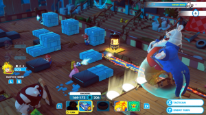 Mario Rabbids 2 Game Informer 300x168 Mario + Rabbids Kingdom Battle is an Unexpected Treat