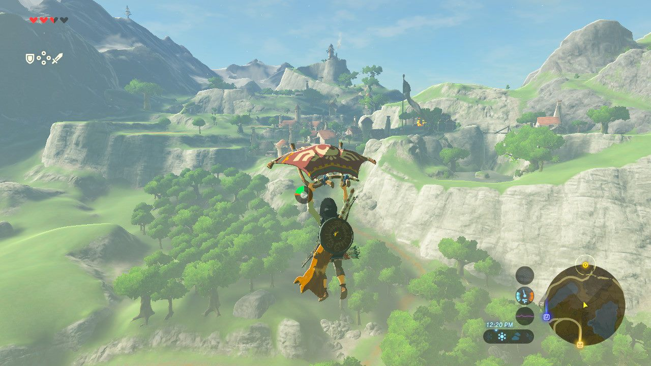 Breath of the Wild Breathes new Life Into Zelda Design