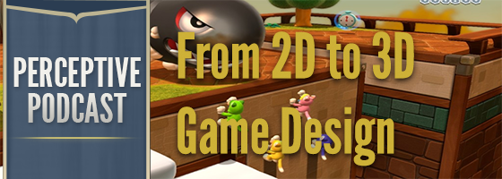 PP 2d Gameplay Discussing The Evolution of 3D Game Design