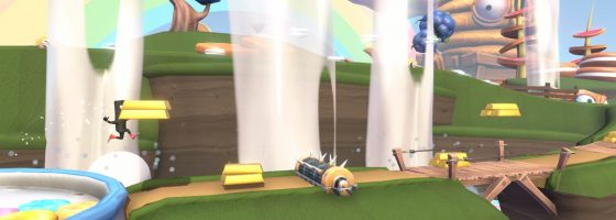 Runner3 2 560x200 Runner3 Takes the Genre to its Most Challenging Extreme