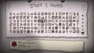 The Binding of Isaac 300x169 Secrets to Video Game Replayability Part 2: Item Generation