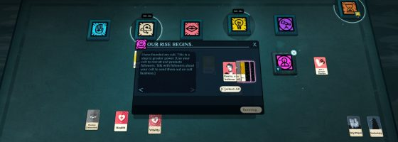 Cultist Simulator 1 560x200 Cultist Simulator Is Insanity Made Tabletop