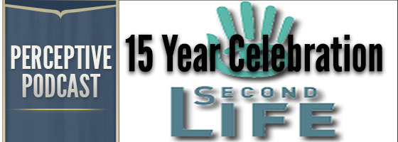 PP Linden Labs Celebrating Second Lifes 15 Year Anniversary
