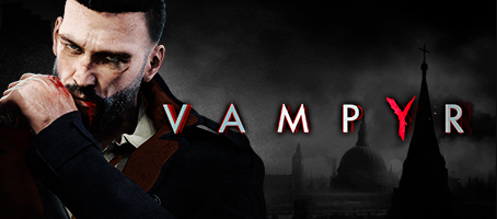 Vampyr Logo 454x200 Vampyrs Design is as Grey as its Morality