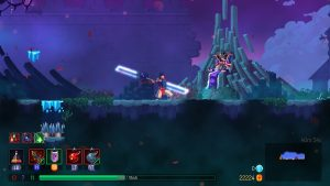 Dead Cells 1 300x169 Breaking the RogueLike Wall    Roguelikes vs Rogue lites