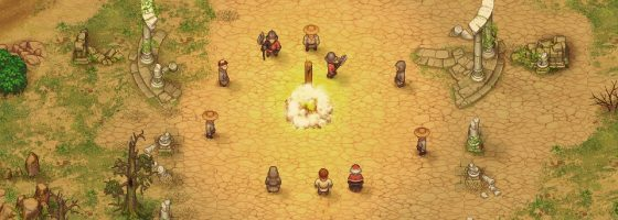 Graveyard Keeper 2 560x200 Graveyard Keeper Cant Avoid the Afterlife Grind