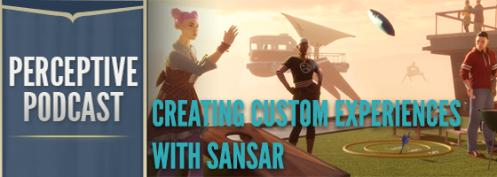 PP SANSAR The Creativity of Custom Goods with Sansar