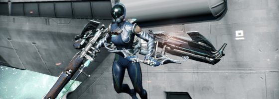 Warframe 560x200 The Good and Bad Sides of Video Game Addiction