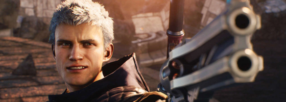 Devil May Cry 5 560x200 Why AAA Games Dont Need Paid Cheat Codes