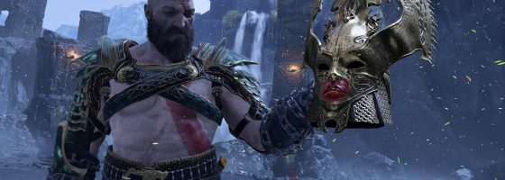 GOW 2 560x200 God of War Deconstructs The Action Genre in the Worst Way