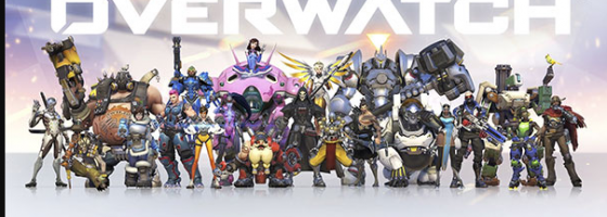 Overwatch Characters 560x200 How Worldbuilding Enhances Video Games