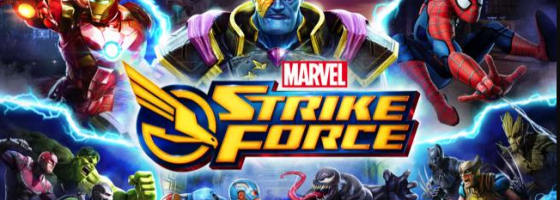 Marvel Strike Force 560x200 Game Wisdoms GOTY 2018 Awards    #10: Marvel Strike Force