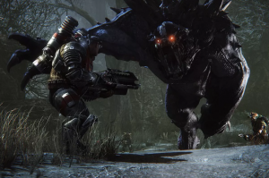 Evolve Polygon 300x199 The Uneasy Alliance of Creating ESports Games