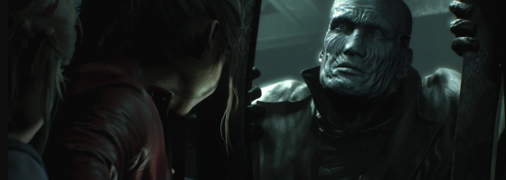 Resident Evil 2 Destructoid 560x200 The Horrific Appeal of Mr.X    Creating the Alpha Antagonist