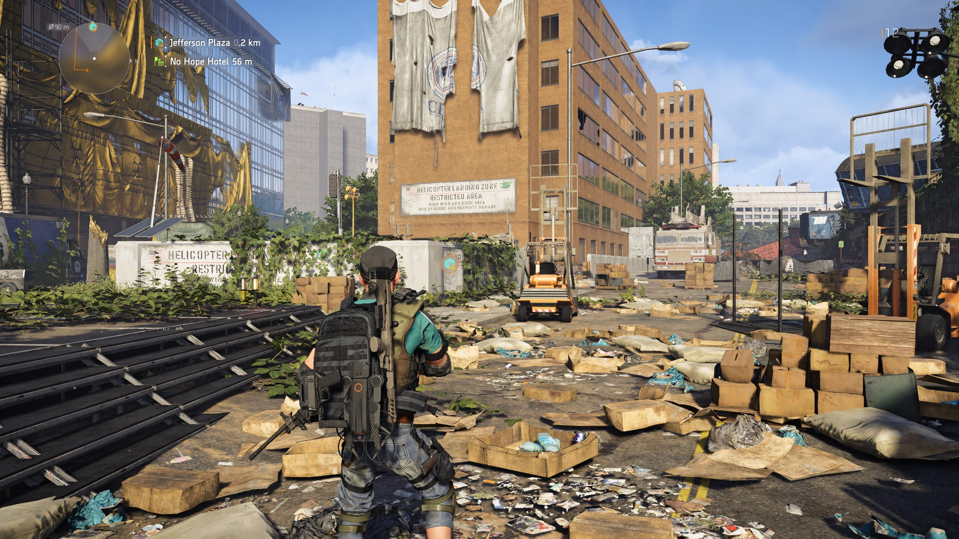 The Division 2 Takes the Looter Shooter to the White House - Game Wisdom