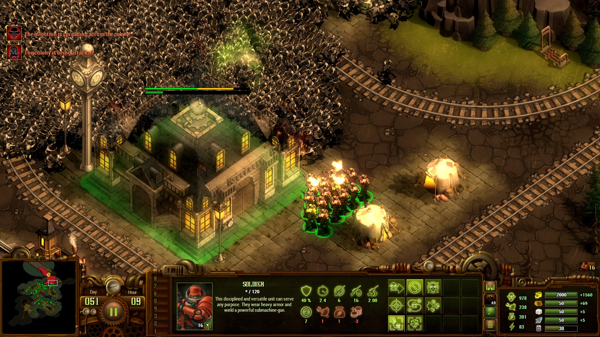 They Are Billions Stops Just Short of Greatness - Game Wisdom