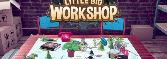 Little big Workshop 2 560x200 Little Big Workshop Cant Build on a Great Foundation