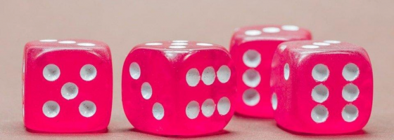 dice 560x200 Why online casinos are becoming so popular?