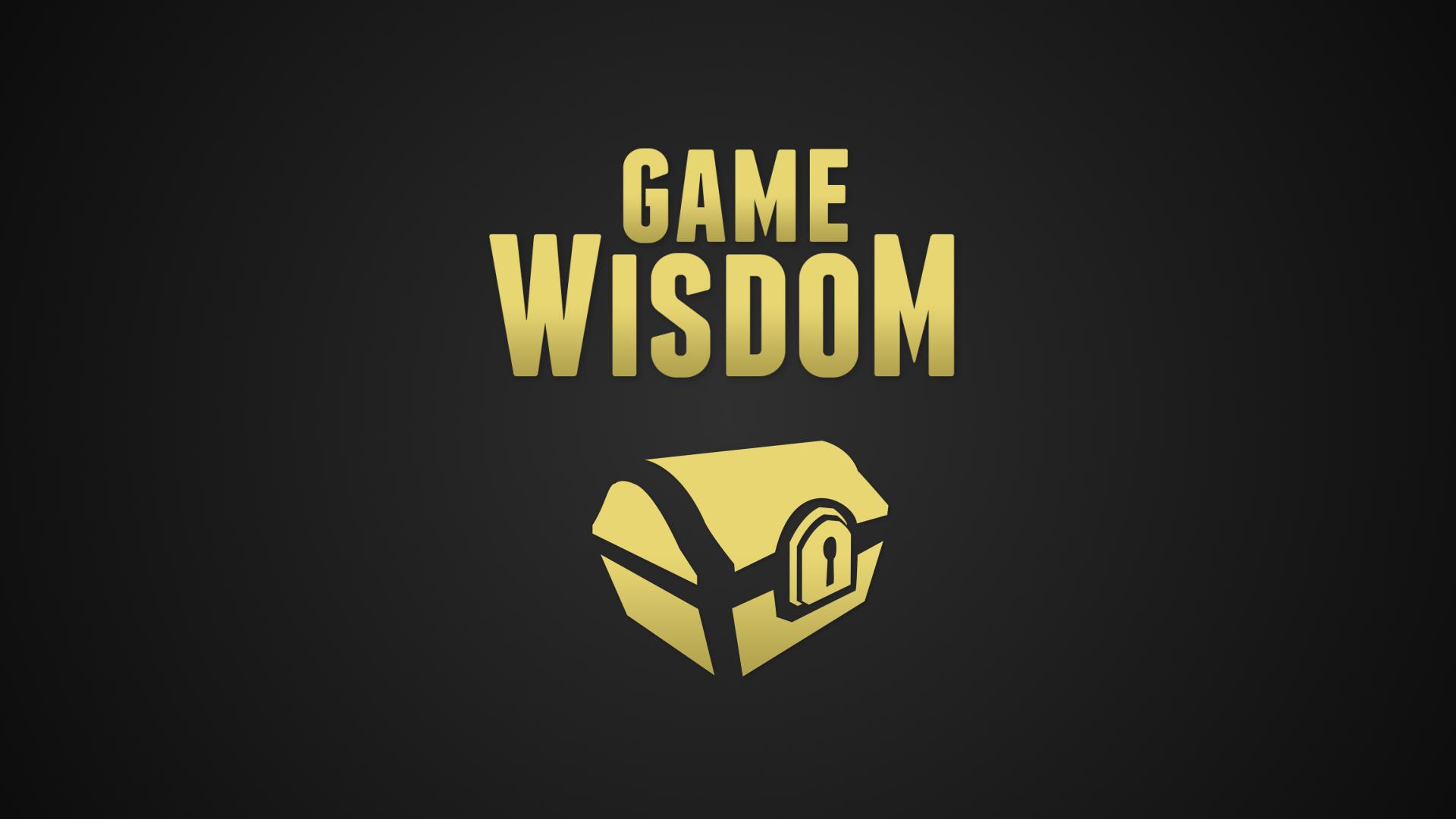Game Wisdom Logo