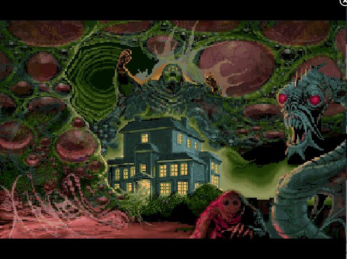 alone in the dark 1992 enemies