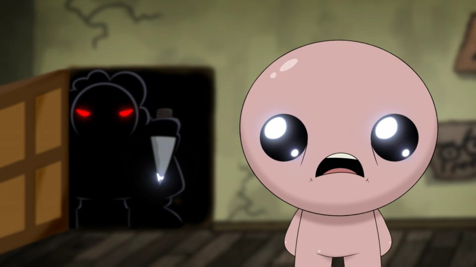 The Binding Of Isaac Rebirth Second Coming Game Wisdom