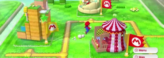 Super Mario 3d World, originally posted on video news.com