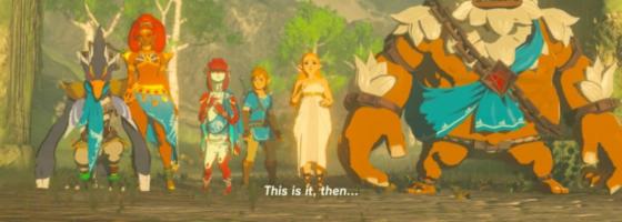Zelda breath of the wild 3 slashgear